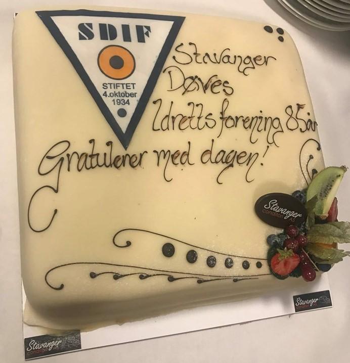 SDIF feiret 85 år